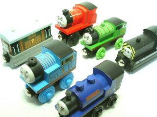 Thomas The Tank Engine Wooden Railway Train Toy