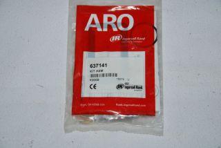 New ARO Air Diaphragm Pump Air Valve Repair Kit 637141 Inlet Valve Kit
