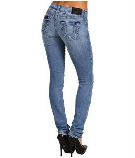 True Religion Stella Low Rise Skinny in Medium Drifter $105.99 $176