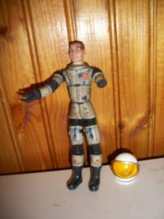 1966 Vintage MAJOR MATT MASON w/ Helmet Mattel Action Figure Astronaut