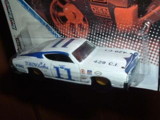 order ships in a box hot wheels a j foyt s 69 ford torino talladega in