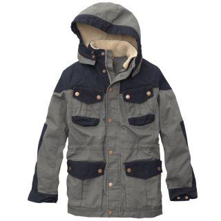 Timberland Mens Earthkeepers Abington Fleece Lined Jacket Style 2727J