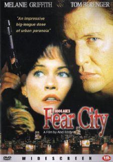 Fear City 1984 DVD New Abel Ferrara Tom Berenger