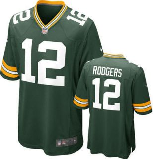 Nike Aaron Rodgers Green Bay Packers Nike Youth Jersey x Large 18 20