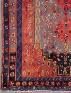PERSIAN SARAB ORIENTAL HAND KNOTTED WOOL AREA RUG CARPET W/ ABRASH