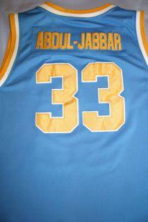 Kareem Abdul Jabbar UCLA Bruins True School Vintage Style Jersey 3X