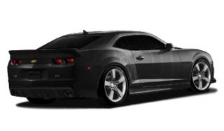 2011 2013 Chevrolet Camaro Painted Black Blade Spoiler by GM 92234283