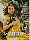 Miranda Cosgrove 2 PG Paper Magazine Feature Clippings