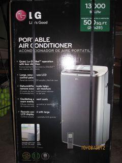 LG LP1311BXR Portable Air Conditioner Brand New
