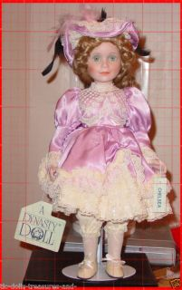 Dynasty Doll Collection Doll Named Chelsea abt 15Tall