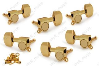 Gold Acoustic Guitar Tuning Keys Machine Heads Tuners