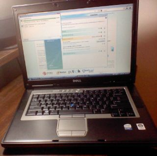 Dell Latitude D830 Laptop/Notebook + Pre installed software