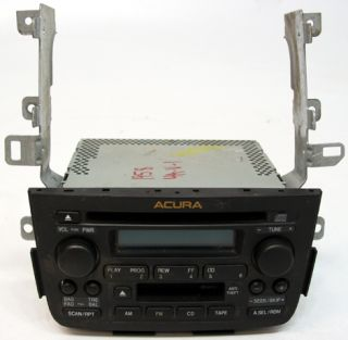 ACURA MDX 2001   2004 MODEL FACTORY CAR AUDIO STEREO 6 DISC CD DISC