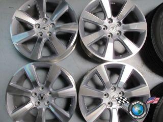 10 11 Acura ZDX Factory 19 Wheels OEM Rims Odyssey Ridgeline Pilot MDX
