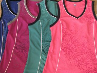 SB Active Womans Clothing Shirt Top Exersize Top Workout Petite s M