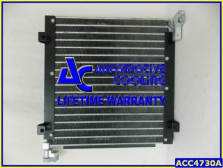 Condenser for Acura El Honda Civic 00 99 98 97 96 1 6 4 Cyl A C New AC