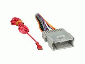 New GM Car Radio Factory Wiring Harness Adapter 4004