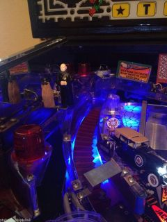 The Addams Family Pinball Machine Uncle Fester Cousin It Mod Add on