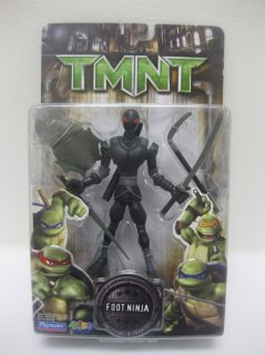 Teenage Mutant Ninja Turtles Movie Figure Foot Ninja
