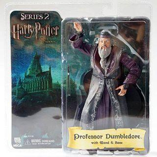 Neca OFFICIAL Harry Potter Professor Dumbledore 7 Action Figure