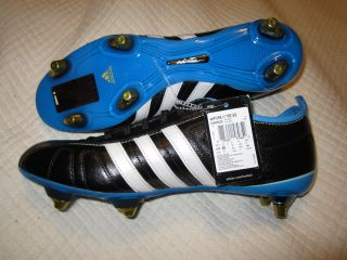 New Adidas adiPURE IV TRX SG Studs Cleats Soccer Shoes 9 9 5