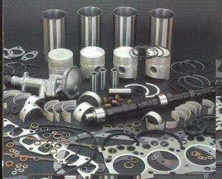 Isuzu NPR 3 9 4BD1 4BD1T 1985 1991 Engine Ovehaul Kit with Valves Glow