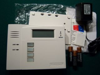 Ademco 5828V Wireless Keypad Batteries & Power Supply Included / New w