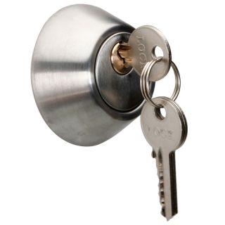 New Stainless Steel Single Cylinder Deadbolt Door Lock Locks