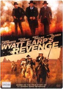 EARPS REVENGE Val Kilmer, Trace Adkins, Shawn Roberts, Western R0 DVD