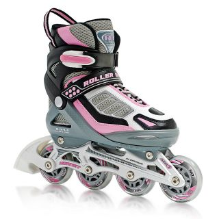 Roller Derby Hornet Pro Adjustable Girls Inline Skates 2012 NEW