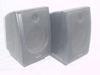 Advent Stereo Bookshelf Powered Wireless Speakers CLV A900R
