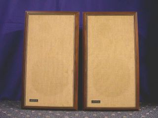 Advent Utility 1 RARE Vintage Speakers