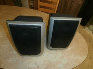 Pair of 2 Advent Wireless Speakers made for Brookstone