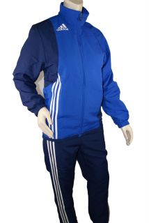 Woven Sere Presention Three Stripe Tracksuit Adults Size 50 52