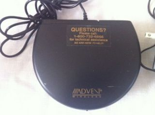 ADVENT WIRELESS TRANSMITTER with Power Adapter~ FREE SHIPPING with BUY