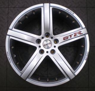 LIMITED GTR AUDI A4 A5 A6 VW PASSAT 18 AFTERMARKET WHEELS RIMS (4