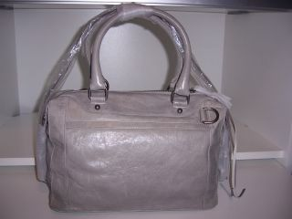 Rebecca Minkoff MAB Mini Satchel in Light Grey One Size $495 Morning