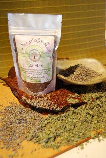 Earth Long Leaf Rooibos Loose Tea Lavender Bergamot Earl Grey Sage