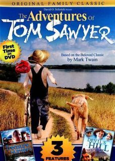 The Adventures of Tom Sawyer New DVD