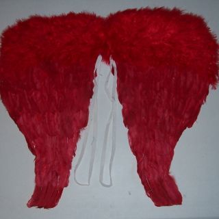 Feathers Wings 24 Halloween Christmas Costume Child Adult