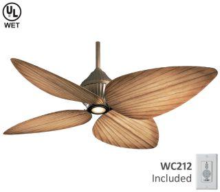 Minka Aire 52 Gauguin F581 ORB Oil Bronze Outdoor Fan