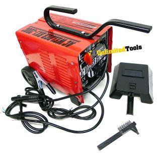 250 Amp Coil AC Arc Welder Welding 110 220 Volt New Machine Industrial