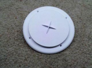 New RV Round Ceiling Air Conditioner AC Vent White