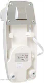9016 Air King Wall Mounted Fan In White with Impressive 1710 CFM