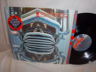 Alan Parsons Project Ammonia Avenue with Sticker NM NM LP