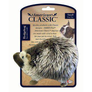 American Classic Jakks Pets AKC Plush Hedgehog Dog Toy w/ Honker