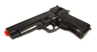 New Airsoft Pistol 8945 UK Arms 45 Metal Frame Spring Gun