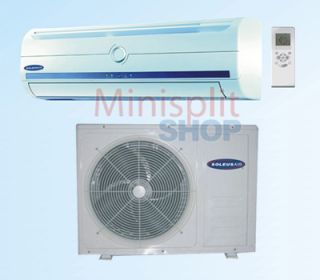 Ductless Mini Split 12000 Air Conditioner A C Heat Pump Soleus KFTZHP