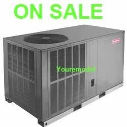 Ton GPH Package Heat Pump Central Air Conditioner Unit R410A