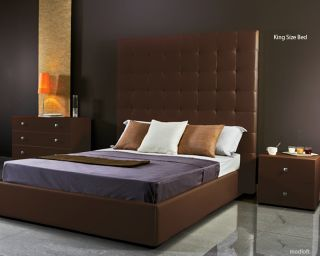 Modern Bedroom Furniture King Queen Size Bed New Beds